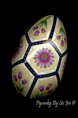 Victorian Garden - Magenta Tulips (so_jeo) Tags: flowers white flower green art floral turkey easter gold spring ebay egg decoration magenta shell ukraine eggs blooms ukrainian seller batik eastereggs easteregg pysanka pysanky ukrainianeastereggs ukrainianeasteregg sojeo wwwsojeocom