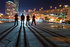Photowalk Around Embarcadero Group-1 copy (Wilson Lam {WLQ}) Tags: hello sanfrancisco parkinglot baybridge aftertherain yah redsjavahouse nikond600 epiclight removedfromstrobistpool nooffcameraflash seerule1 nikonfxshowcase