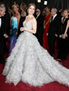 The 85th Annual Oscars at Hollywood and Highland Center - Red Carpet Arrivals Featuring: Amy Adams