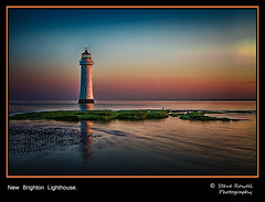 New Brighton Lighthouse. (Steve Rowell Photography) Tags: uk sunset england seascape water skyline landscape coast twilight waterfront northwest unitedkingdom shoreline hdr newbrighton merseyside newbrightonlighthouse photographyforrecreation photographyforrecreationeliteclub rememberthatmomentlevel4 rememberthatmomentlevel1 rememberthatmomentlevel2 rememberthatmomentlevel3 rememberthatmomentlevel9 rememberthatmomentlevel5 rememberthatmomentlevel6 rememberthatmomentlevel10 photographyforrecreationclassic