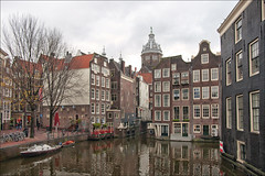 From the archives (Bert Kaufmann) Tags: holland netherlands amsterdam canal nederland canals paysbas grachten olanda noordholland niederlande gracht oudezijdsvoorburgwal pakhuis pakhuizen