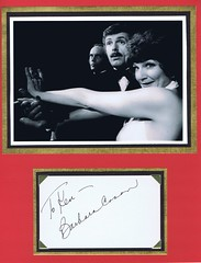 Barbara Cason autograph (hawkeyevsgirl) Tags: show cold its st turkey dark rising theater honeymoon shadows memphis country noel front barbara autograph actress oh carter killers garry exorcist coward temperatures cason shandlings