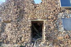 Lletó en ruïnes