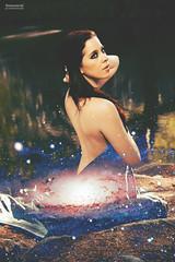 Nace Venus III (GabrielTorrecillas) Tags: love de mujer agua foto chica venus amor rosa colores modelo galaxy nombre mujeres diseño durango nacimiento nace pintura dios galaxia planetas galaxias nacio