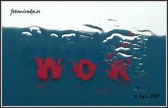 Wet Wok (Algarval de fotomirada) Tags: water lluvia agua wok agv fotomirada agvdeftm httpfotomiradaes