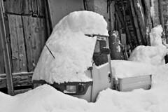 APE_bw_s (AndiP66) Tags: italien schnee winter italy snow mountains alps berge ape alpen alto piaggio sdtirol altoadige southtyrol adige sulden solda northernitaly 2013 andreaspeters