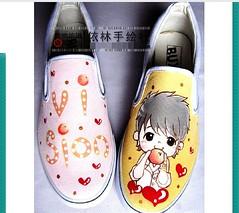 Vendo Tnis de Animes & Dezenhos (sweetdreamstore.loja2.com.br) Tags: one panda bob batman esponja piece unisex mo animes tnis pintados