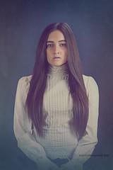 Charlotte (Martin Beaumont) Tags: lighting portrait girl fashion photoshop studio model nikon sb600 edit hotlights bowens d90 sb900