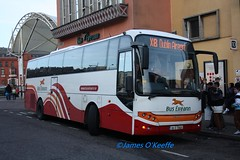 Bus Eireann LC1 (08D70603). (James O Keeffe) Tags: bus station march place cork parnell daf lc1 axial eireann vdl 2013 berkhof sb4000 08d70603
