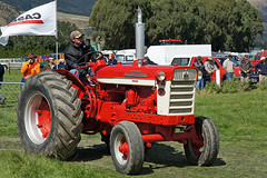 McCormick International A-554 Tractor. (Hugh McCall) Tags: barley countryside cattle sheep diesel wheat farming grain gas international petrol hay oats plowing dealership harvester mccormick implements ploughing deering cultivating