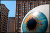 Time Dilation (Andy Marfia) Tags: sculpture chicago iso200 loop f45 eyeball d90 13200sec