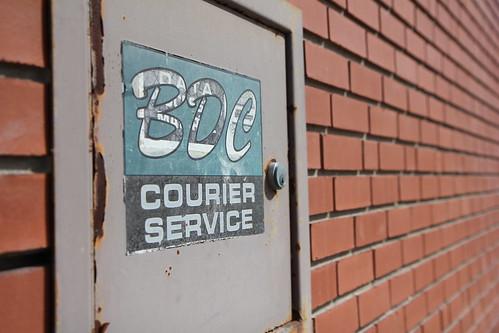 BDC Courier Service