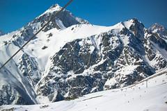 Dombay 4 (Ekaterina Sotova) Tags: winter snow mountains snowboarding march spring russia extreme holydays madnes caucas 2013 dombay karachaycherkessia
