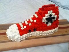 Lego Converse (nick.lego) Tags: lego converse