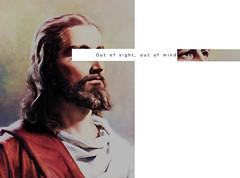 Days 205&206 (f a i t h o g r a p h y) Tags: love typography graphicdesign eyes sad god quote empty text jesus depressed verse outofsightoutofmind