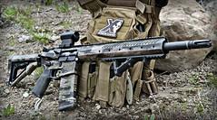 A-Tacs iX AR-15 Rifle Skin (GunkSkins) Tags: outdoors gun rifle hunting camo camouflage weapon guns ar15 ix firearm tactical atacs gunskins intermediateextreme