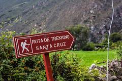 the mountains are calling (Gu Photography) Tags: ruta trek santacruz huaraz peru southamerica viajasolo gowonder hike greenfields mountains start end