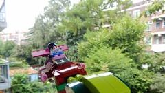 image (sander_sloots) Tags: lego moc starwars sabine wren speeder bike creatie eigen tuin trees garden bomen nolensstraat rotterdam