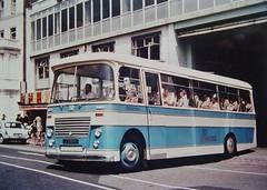 J 33641 Bedford SB3 Strachen C41F (John Wakefield) Tags: bedford sb3 strachens jersey coach transport