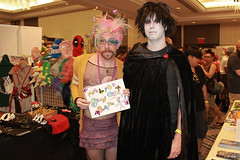 endless (istolethetv) Tags: flamecon2016 flamecon2 flamecon cosplay lgbtq lgbtqcosplay cosplayer cosplaying crossplay crossplayer crossplaying sandmancosplay endlesscosplay vertigocosplay deliriumcosplay
