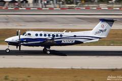Private --- Beechcraft B300 King Air 350ER --- N350ER (Drinu C) Tags: adrianciliaphotography sony dsc hx100v mla lmml plane aircraft aviation private beechcraft b300 kingair 350er n350er panning