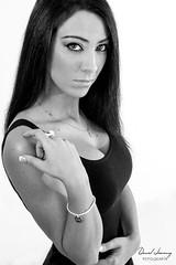 IMG_2797 (Daniel JG) Tags: bn blackandwhite blancoynegro female shooting book studio sesion femme glamour sensual beauty belle beautiful dress eyes brunette canon danifotografia danieljimenezfotowixcomportfolio
