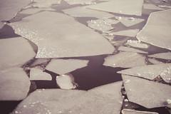 Big Puzzle (Jori Samonen) Tags: water ice melting hanasaari helsinki finland