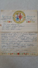 Best Pie Crust Ever (C. VanHook (vanhookc)) Tags: recipes familyrecipe piecrust recipecard recipe pie