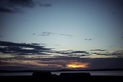 (Esther'90) Tags: landscape summerlandscape britishlandscape scottishlandscape landscapephotography evening summer summerevening summertime sky skyclouds clouds sunshine sunset houses silhouette orkney islands nature natural naturallight sea