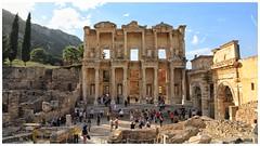 Library of Celsus (vadim.klochko) Tags: turkey blacksea bosphorus travel tourism trip vacation cruise travelphotography vadimklochko canon tamron snapseed architecture history art