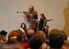 DSC_0718_DxO (slamto) Tags: dragoncon dcon cosplay starwars hansolo chewbacca