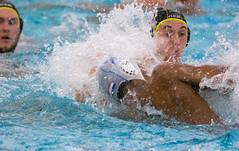 28191016 (roel.ubels) Tags: jong oranje nederland holland duitsland deutschland sport topsport waterpolo 2016 oefenwedstrijd alphen aan de rijn aquarijn