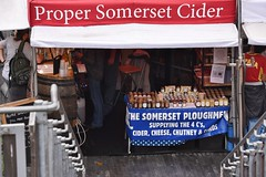 London 19 August 2016 009 (paul_appleyard) Tags: london southbank market august 2016 proper somerset cider ploughmen