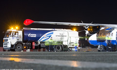 _DSC7055 (southspotterman1) Tags: l410 airplanes spotting unoo inomsk omsk airport     410  nightspotting
