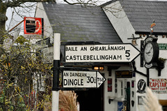 0010 Fitzpatrick's Pub Jenkinstown.jpg (Tom Bruen1) Tags: 2014 countylouth fitzpatrickspub guinness jenkinstown sign signpost