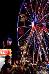 Minnesota State Fair (gvonwahlde) Tags: minnesotastatefair minnesota mn mnstatefair night ferriswheel fair canon vonwahlde