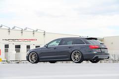 "EC SPEC Audi S6  HyperForgedWheels HF-LC5"" (HYPER FORGED) Tags: audi s6 avant quattro hyperforgedwheels concavewheel fivespoke highquality madeinjapan ecspec hyperforged akrapovic continentalsportcontact5p anodized"