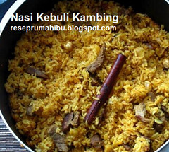 nasi kebuli (rendikais) Tags: culinary cooking recipes