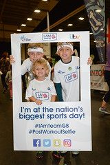 I Am Team GB (Coventry City Council) Tags: sport coventry olympian