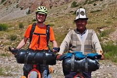 Another fatbike convert, Kyrgyzstan