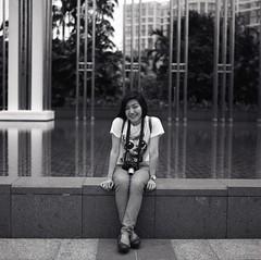 (Xingjian) Tags: hasselblad500cm film kodaktrix