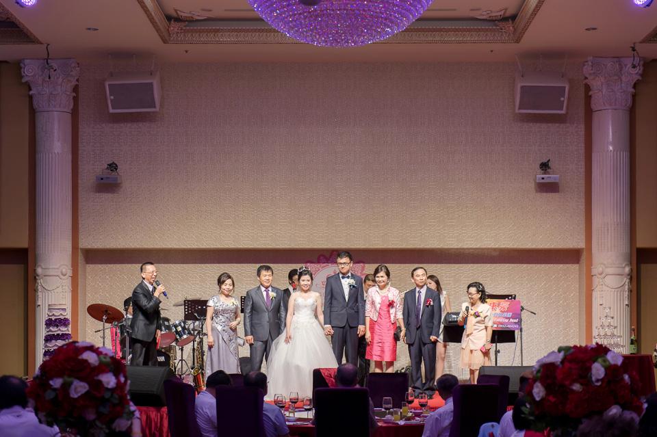 台南婚攝 情定婚宴城堡永康館 婚禮紀錄 C & V 137