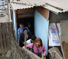 PER: Visita de la Directora Adjunta de OPS a Comas para conocer avances del Proyecto OPS/KOICA para disminuir la tuberculosis en apoyo a los gobiernos locales (Pan American Health Organization PAHO) Tags: koica ops comas tuberculosis