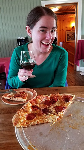 Icelandic Pizza and Beer