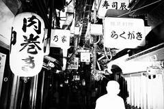 (Tokyo) (Bananocrate - ) Tags:  tokyo street flash strobo xpro1 18mm