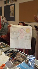 THANK YOU to Alafia Acre members for their wonderful engagement with my laundry #art workshop in #rdguk last week! #Reading2016 #GetReading (www.mahliaamatina.com) Tags: abstract art relaxing mindful vibrant painting painter artist colourist nepal impressionism abstraction notional occult philosophical profound recondite separate existential healing magic