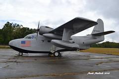 N7026C (mmaviation) Tags: poughkeepsie duchess county new york ny pou kpou albatros grumman hu16b n7026c