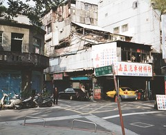My First Taipei() (Matsuki Narishige) Tags: 120 film taipei 6x7 67 plaubel makina makina670