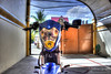 HDR Motorcycle (Andrian Gungon) Tags: xrm hdrphotography hdrmotorcycle canon600d canont3i andriangungon