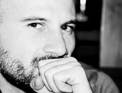 "siamo come una moneta lanciata su questo pianeta"" (Salogentis by Maria Rosaria) Tags: face maria sguardo eddy cubo viso edoardo rosaria volto profilo jacknjill cutrofiano salogentis"